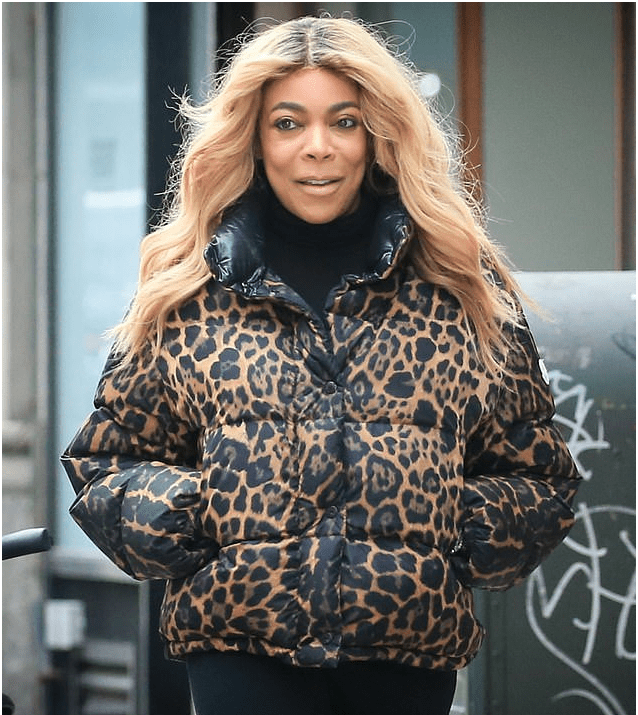 Wendy Williams Is All Sweet And Happy Amidst Divorce Case With Estranged Husband, Kevin Hunter 5