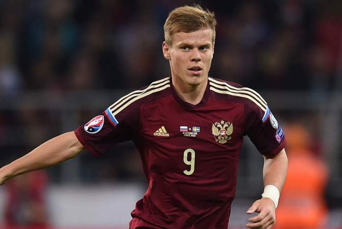 Jailed Russia International Aleksandr Kokorin Set To Receive A League Winners' Medal With Zenit St Petersburg 1