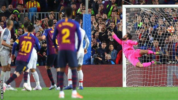 Barcelona 3 Liverpool 0: Magical Messi Earns Barca Advantage Over Reds 2