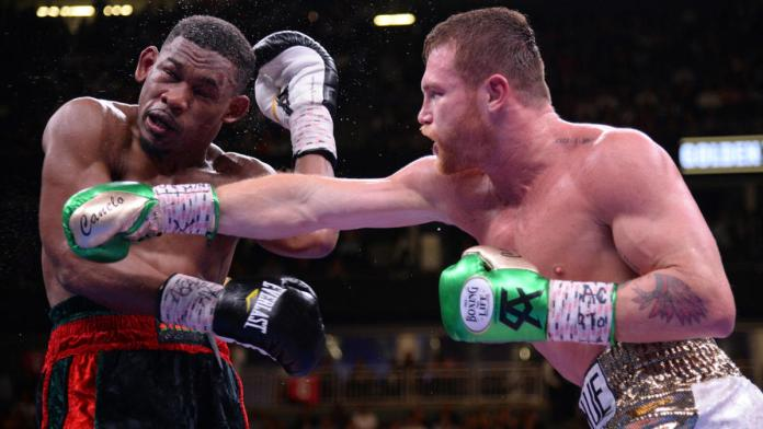 Saul 'Canelo' Álvarez Defeats Daniel Jacobs To Unify Middleweight Titles 3