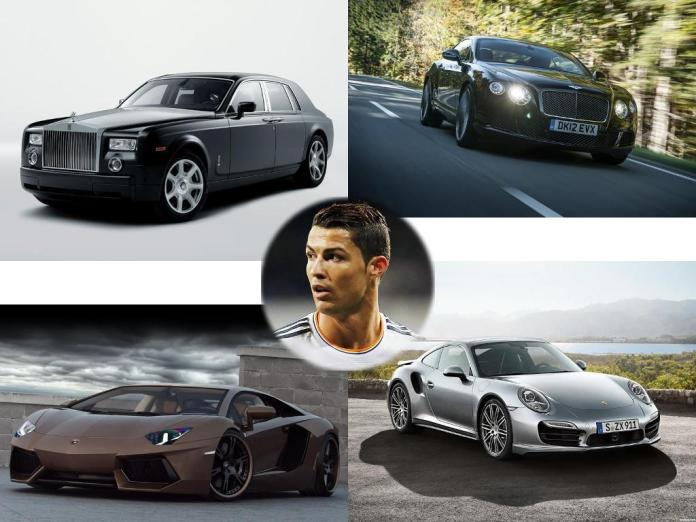 Cristiano Ronaldo Buys World's Most-expensive Car Ever - Worth Over £9million 1