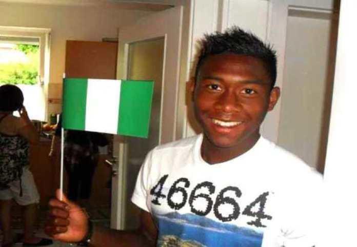 It's Fake News, Nigeria's U-17 Coaches Never Demanded Bribe From Me - David Alaba 2