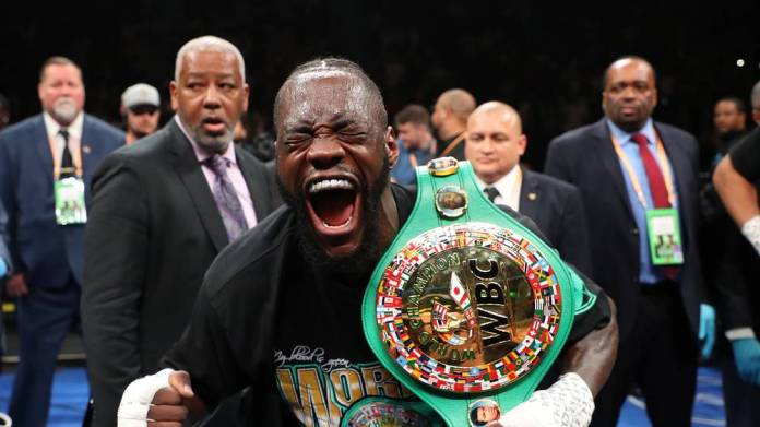 Dominic Breazeale: My Fight With Deontay Wilder Was Stopped Early 1
