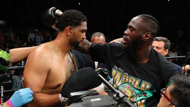 Dominic Breazeale: My Fight With Deontay Wilder Was Stopped Early 3