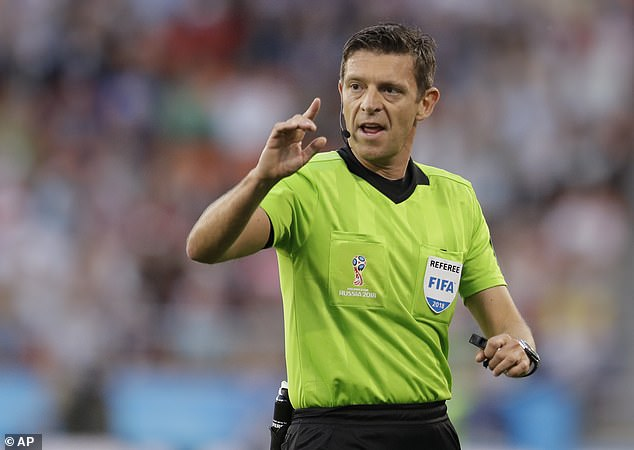 Damir Skomina Appointed Referee For Liverpool Against Tottenham Champions League Final Clash 3