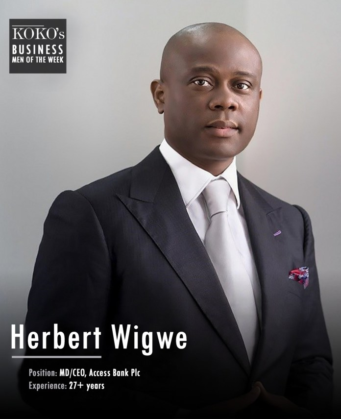 KOKO's Men Of The Week: The Top 6 Coolest MD/CEO's Of Nigerian Banks 6