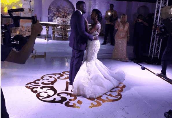 The Insider: Stunning Photos From John Dumelo And Gifty Nkornu's White Wedding 5