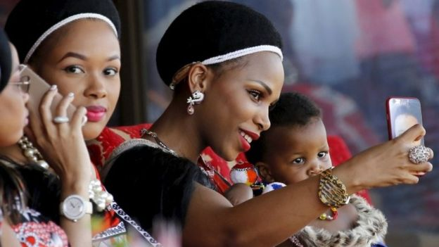 Meet King Mswati III Of Swaziland, The Monarch That Marries A Young Virgin Annually 4