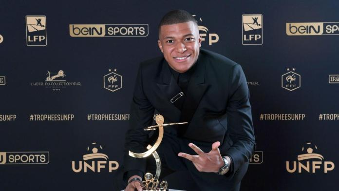 Kylian Mbappe Drops PSG Transfer Bombshell After Winning Ligue 1 Player of the Year 1