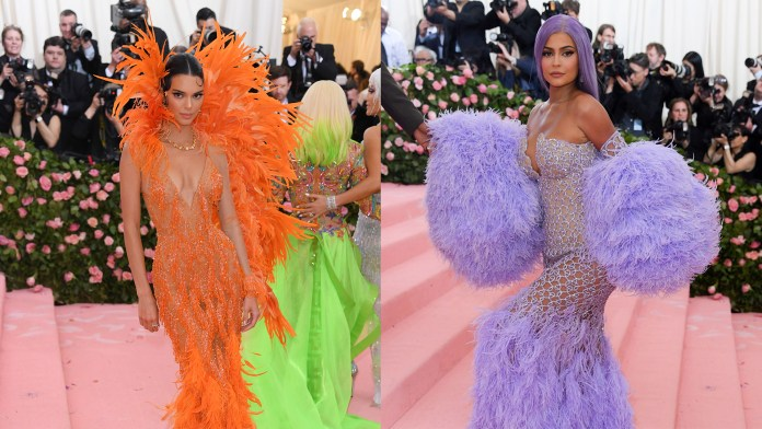 The Beautiful Power Of K! Kim, Kylie And Kendall Dominate Met Gala With Their Impeccable Fashion Styles 5