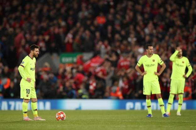 Barcelona Looked Like Schoolboys Against Liverpool - Luis Suarez 1