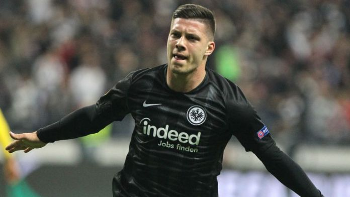 Real Madrid Seals Luka Jovic Deal From Eintracht Frankfurt For £52.4m 1