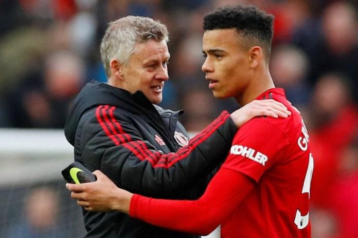 Teen Sensation Mason Greenwood Breaks Manchester United Premier League Record 2