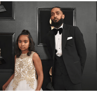 Nipsey Hussle's Sister Seeks To Become His Daughter's Legal Guardian Though Her Mother is Still Alive 2
