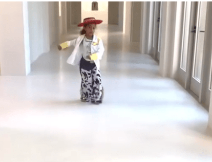 Dance Star! See The Viral Video Of North West Dancing To Lil Nas X And Bill Ray Cyrus's Old Town Road 1