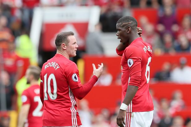 Take Responsibility! Manchester United Legend Wayne Rooney Blasts Paul Pogba And Other Players 1
