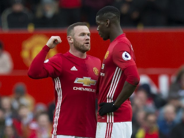Take Responsibility! Manchester United Legend Wayne Rooney Blasts Paul Pogba And Other Players 3