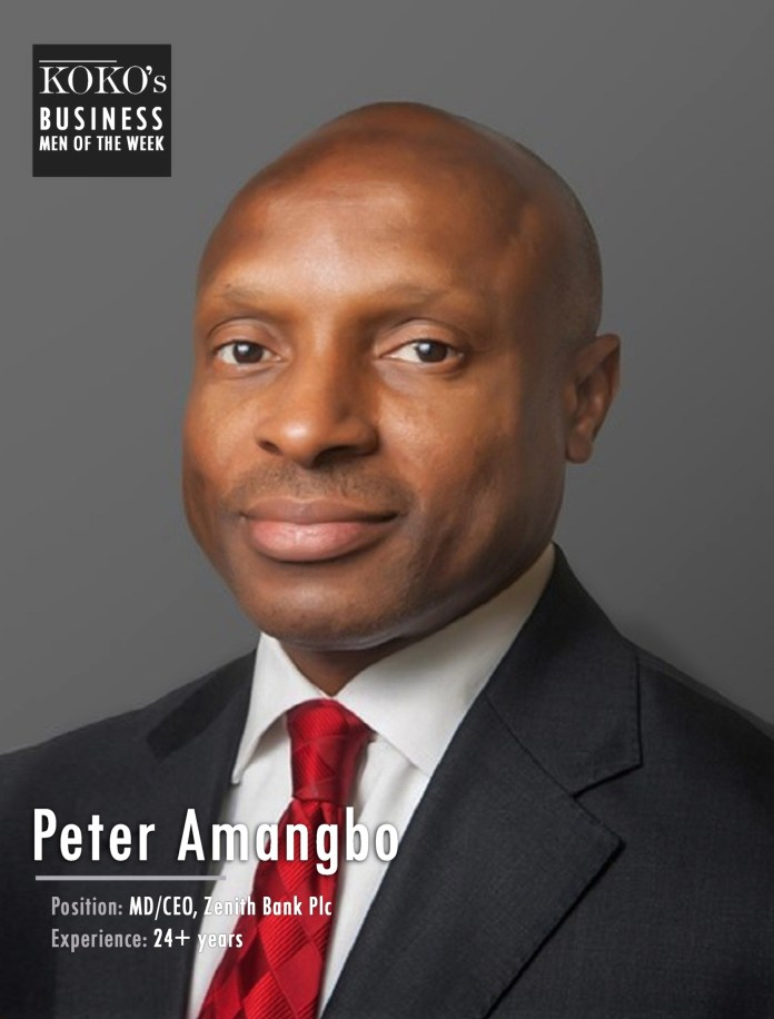 KOKO's Men Of The Week: The Top 6 Coolest MD/CEO's Of Nigerian Banks 2