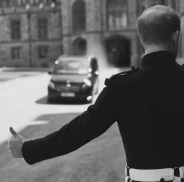 Prince Harry and Meghan Markle Mark First Anniversary With Stunning Behind The Wedding Photos 3