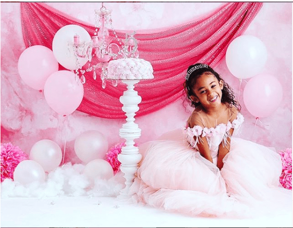Chris Brown Daughter, Royalty, Is The Adorable Angel As She Turns 5 Years Old Today 1