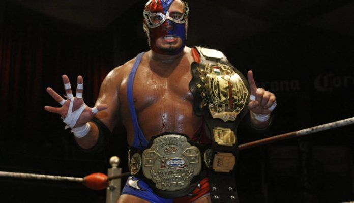 Silver King Dead: Wrestler Dies In London Ring During Live Show 2