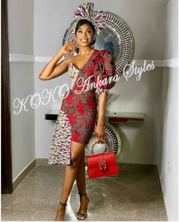 Vamp Up Your Print Slay In Five Trendy And Chic Ankara Styles 5