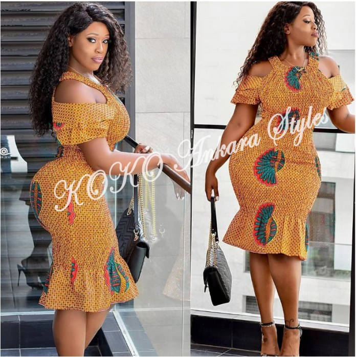 Ankara Styles: Five Sizzling Ankara Styles That Are The Excellent Fit For Curvy Ladies 5