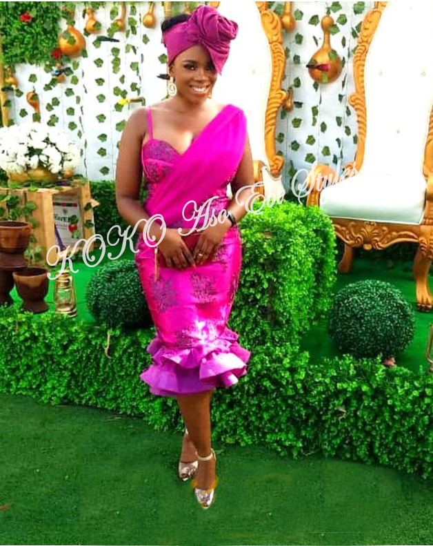 Owanbe Lookbook: Five Aso-ebi Styles To Rock For Your Next Occasion 1