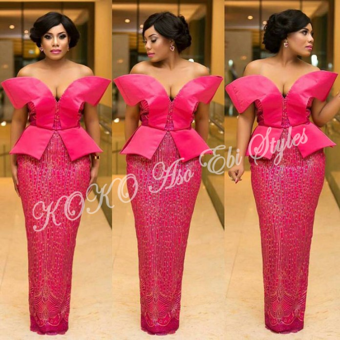 Five Latest Owanbe Ready Aso-ebi Styles That Are All Shades Of Chic And Stunning 5