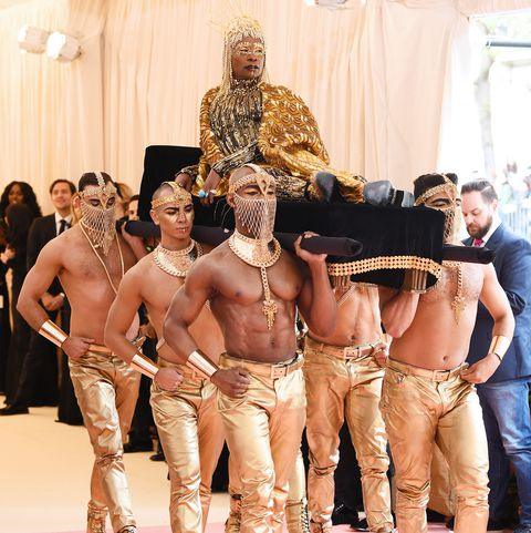 Egyptian Sun God! Billy Porter's Over The Top But Mind-blowing Met Gala Fashion Is The Talk Of The Town 1