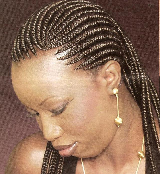 TBT: 5 Iconic Nigerian Hairstyles That Were In Vogue In The '90s 2