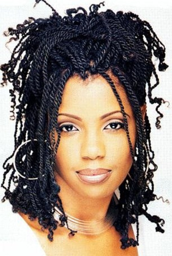 TBT: 5 Iconic Nigerian Hairstyles That Were In Vogue In The '90s 3