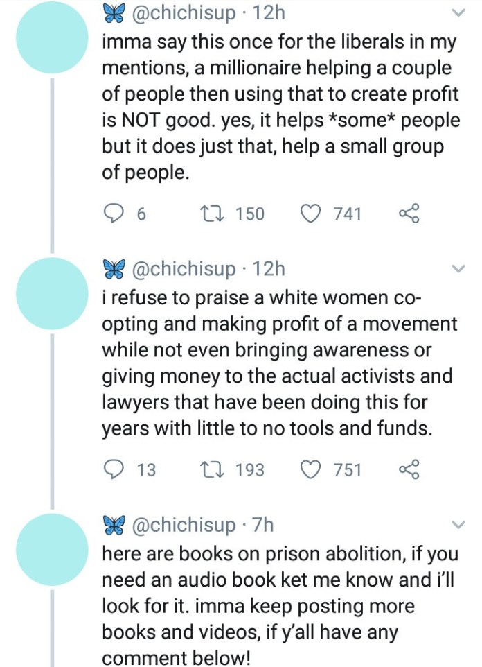 Social Media Users Come For Kim K Over Trying To 'Profit' From Her Criminal Justice Reform 2