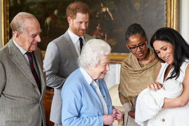 Meghan Markle and Prince Harry Breaks Another Royal Tradition As They Refuses To 'Make Archie's Birth Certificate Public' 1