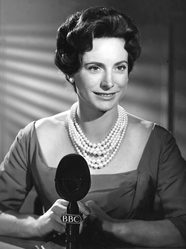 RIP! BBC First Female TV Newsreader, Nan Winton Dies At 93 2
