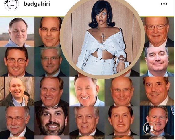 'These Are The Idiots'- Rihanna Slams 25 Republicans And Governor Who Banned Abortion In Alabama 2