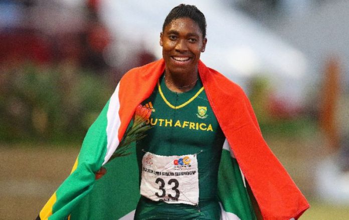WCW: Fast And Feisty Caster Mokgadi Semenya Is Made For Gold! 3