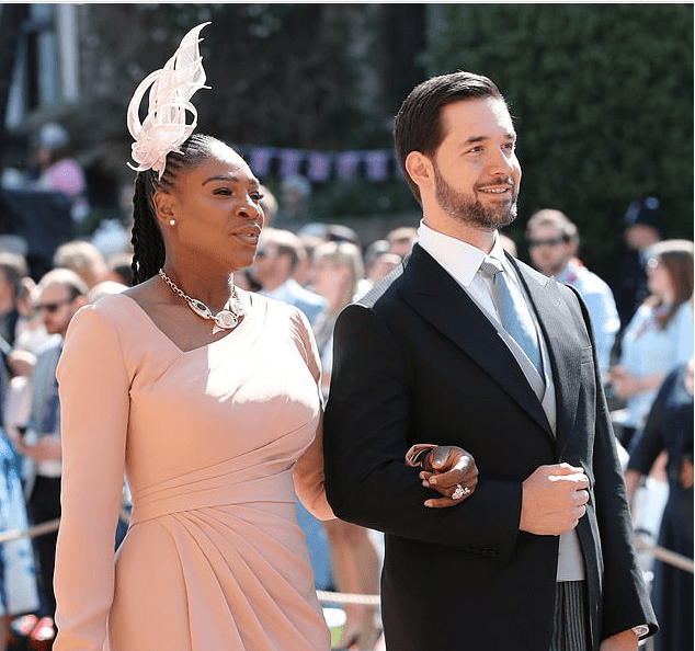 Love In The Air! Alexis Ohanian Shares Loved Up Photo Of Him And Serena At The Met Gala After-party 1