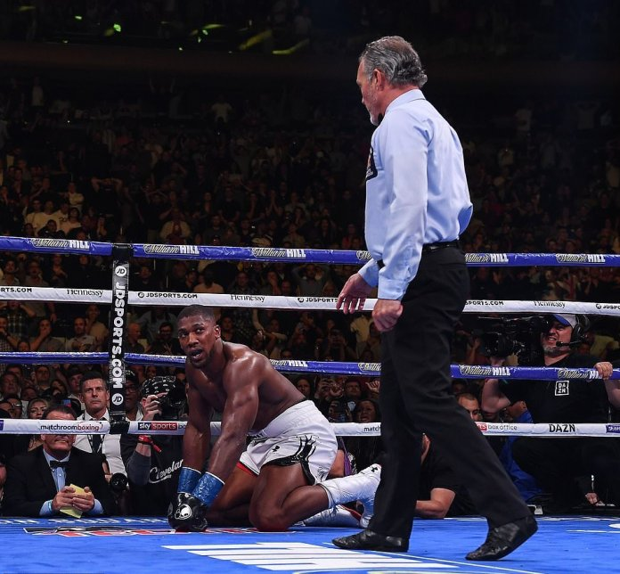 Anthony Joshua Panicked And Froze Before Andy Ruiz Jr Fight - WBC Champion Deontay Wilder 3