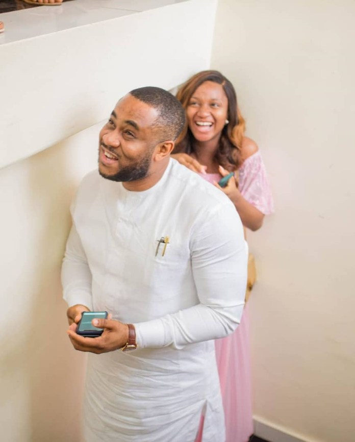 The Insider: Stunning Photos From Ex- Beauty Queen Powede Eniola Awujo's Surprise Baby Shower 2