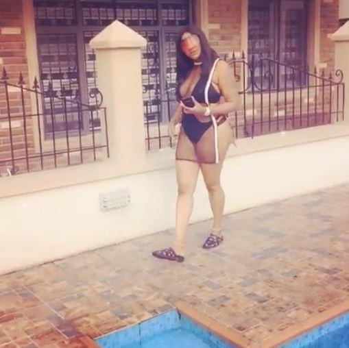 Angela Okorie's Bikini Body Is Causing Huge Meltdown Online 4