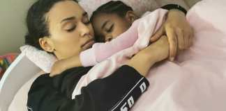 Awwn! Pearl Thusi Releases Emotions Arousing Pictures With Her Kids