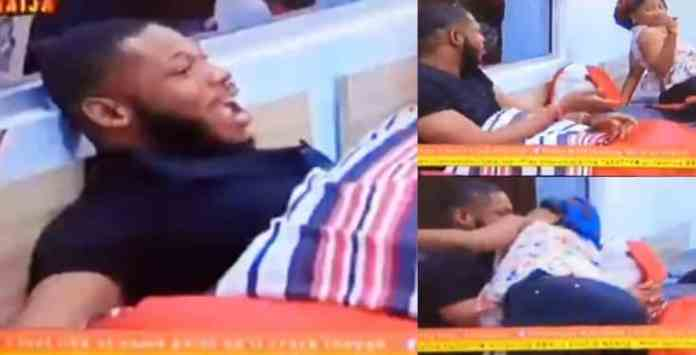 BBNaija Esther Discloses She Wouldn't Mind A Man Washing Her Underwear