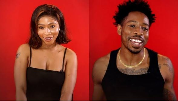 #BBNaija: Ike's Sister Approves His Relationship With Mercy
