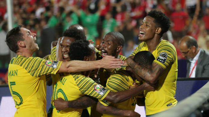 AFCON 2019: Mo Salah's Egypt Knocked Out By South Africa ....Set To Face Super Eagles In The Quarters 1