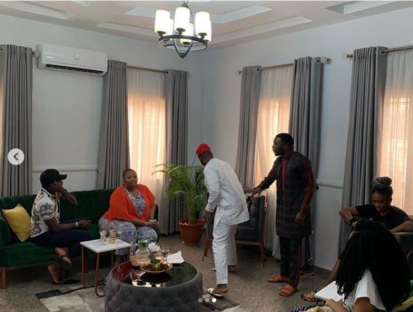 Pictures Of Busola Dakolo And Celebs Friends Emerges As She Appears In Public For The First Time Since Accusing Pastor Biodun Fatoyinbo of Rape 1