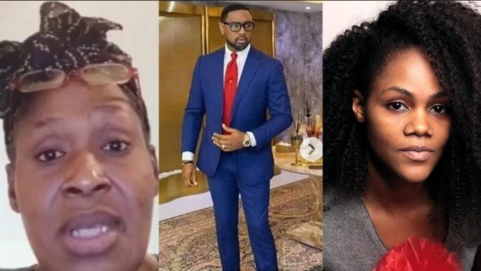'Was Busola Dakolo Not Paying Attention To The Car She Did Doggie Style Sex On?' - Kemi Olunloyo Ridicules Rape Allegations Again 1