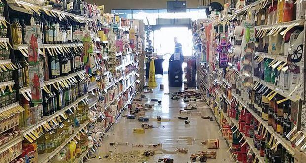 California Earthquake: 7.1 Quake Rocks Southern California 3