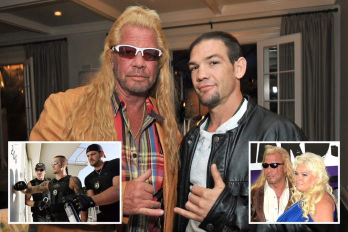 Dog The Bounty Hunter's Son Hospitalised Just Weeks After Wife, Beth Champman's Death 3