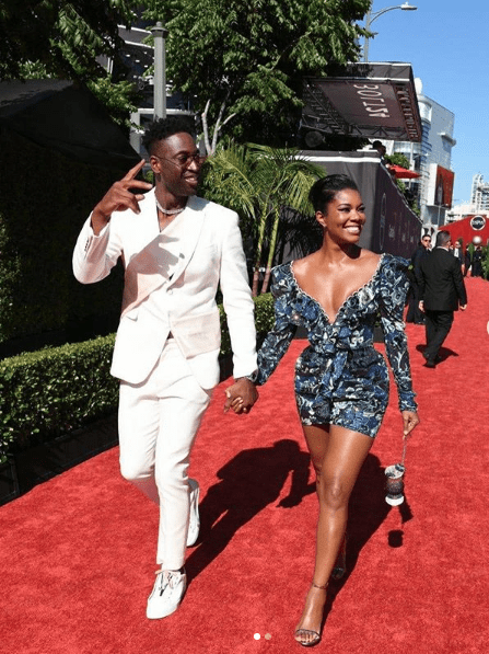 'I Cannot Wait Another Five Years To Marry You Again'- Dwayne Wade Gushes At His Wife, Gabrielle Union 1